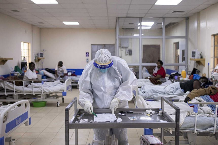 In a few of the world's poorest countries, excess deaths from Aids and tuberculosis could even exceed those from coronavirus.