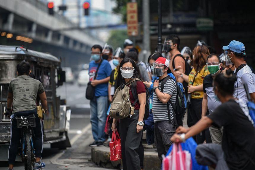 "Metro Manila will remain under the ""modified enhanced community quarantine""."