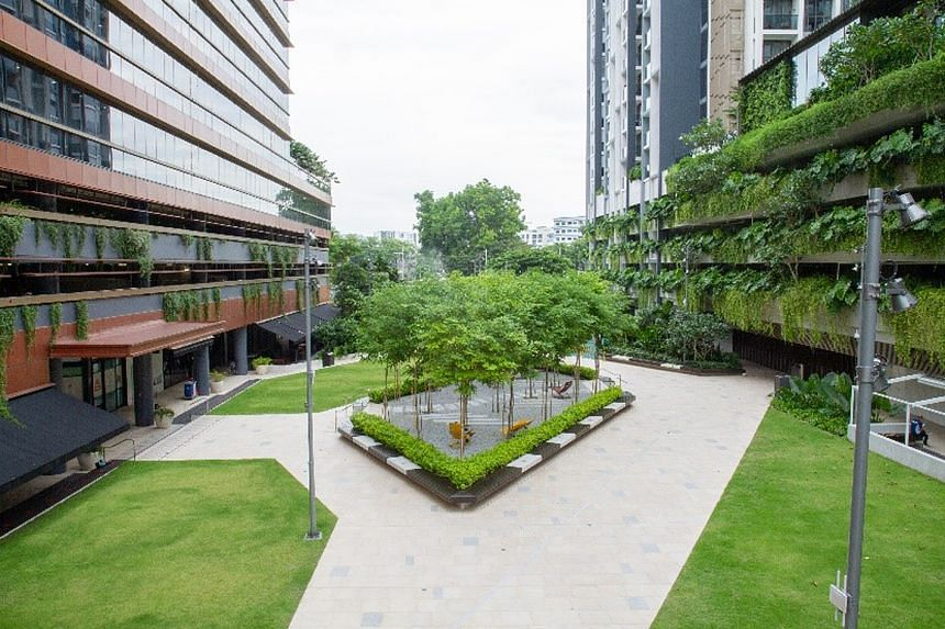 Paya Lebar Quarter was among the projects which received the platinum award.