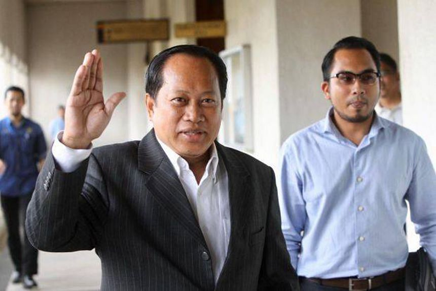 Ahmad Maslan's nomination has drawn flak from opposition lawmakers.