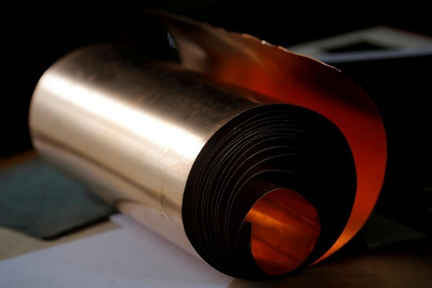 Copper soared to all-time highs in May and remains elevated.