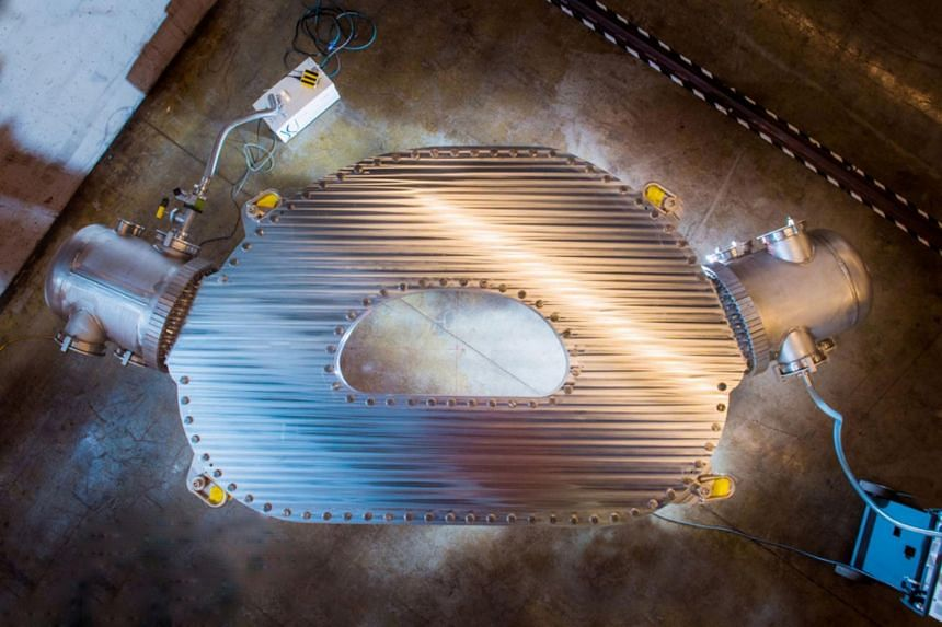 The superconducting magnet could generate a sustained magnetic field powerful enough for a device to achieve net energy from fusion.