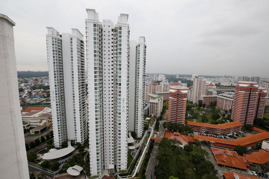 The most expensive flat sold last month was a $1.28 million five-room DBSS unit at Natura Loft in Bishan Street 24.