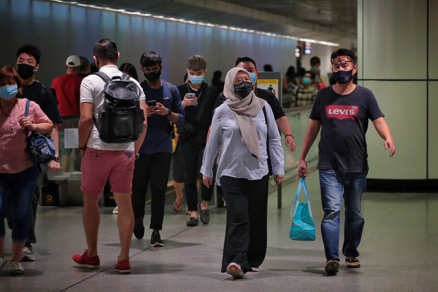 Singapore reported 450 new locally transmitted cases of Covid-19 and seven imported cases on Sept 9, 2021.