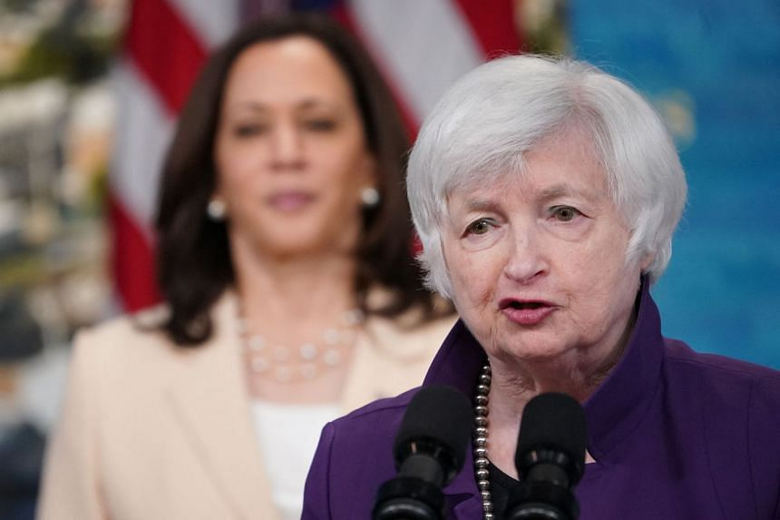 Treasury Secretary Janet Yellen says the US government will run out of money at some point in October unless Congress acts to increase the federal borrowing limit.