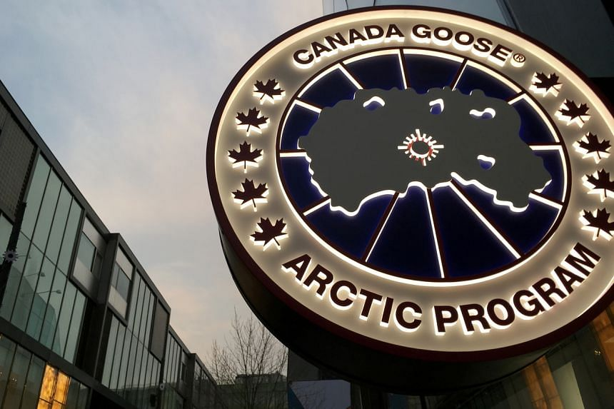The Chinese unit of clothing company Canada Goose was fined for false advertising.