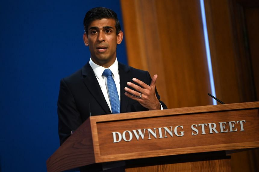 Britain's Rishi Sunak said he urged his G-7 peers to make continued technical progress on the reforms.