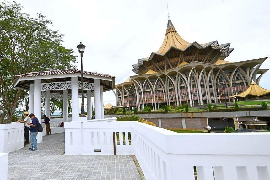 Sarawak has fully vaccinated 87.9 per cent of its adult population.
