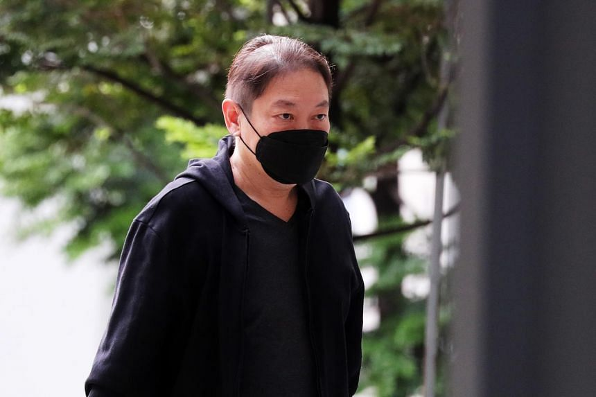 Barry Chong Peng Wee allegedly received bribes of more than $2.4 million over 12 years.