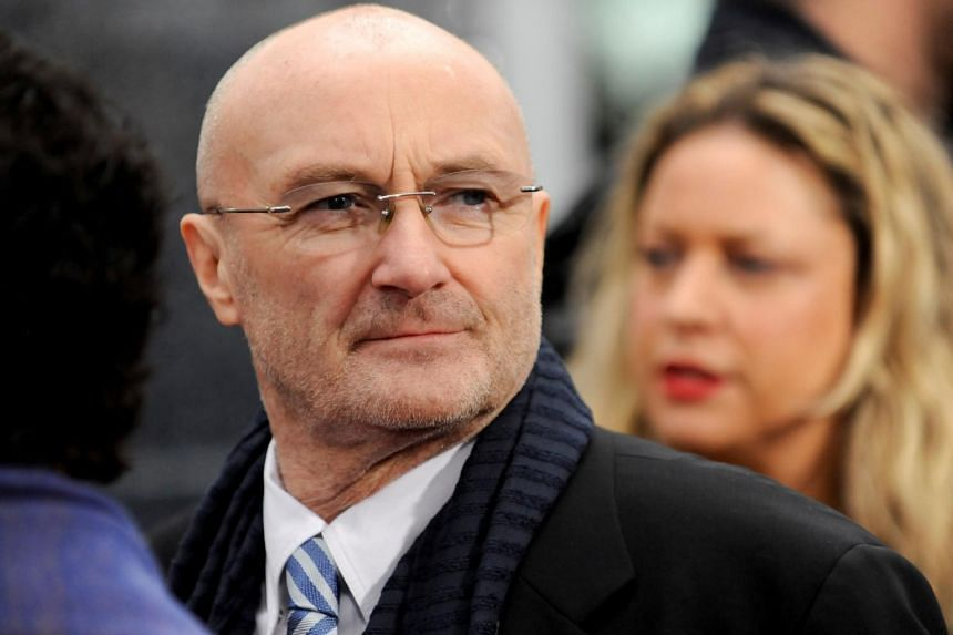 Phil Collins underwent surgery on his back in 2009 and again in 2015 that affected his nerves and diabetes.