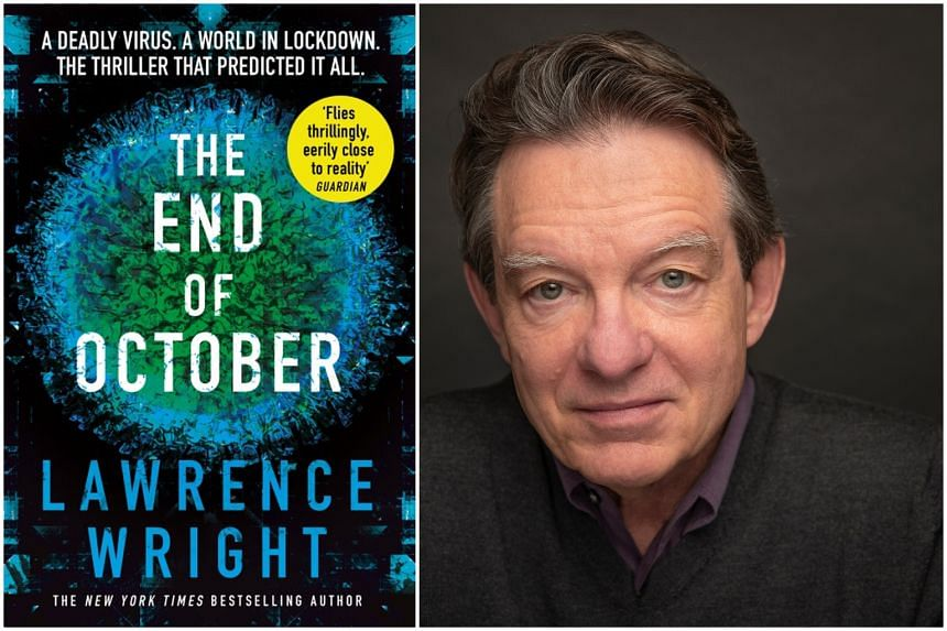 The End Of October, by Lawrence Wright, came out at the height of the outbreak in 2020.