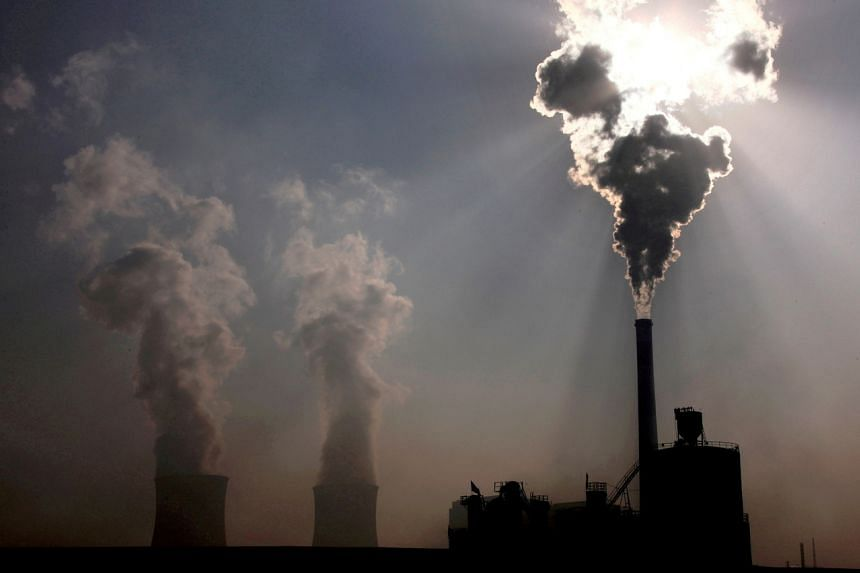 China currently has no set cap on greenhouse gas emissions, now the highest in the world at more than 10 billion tonnes a year.