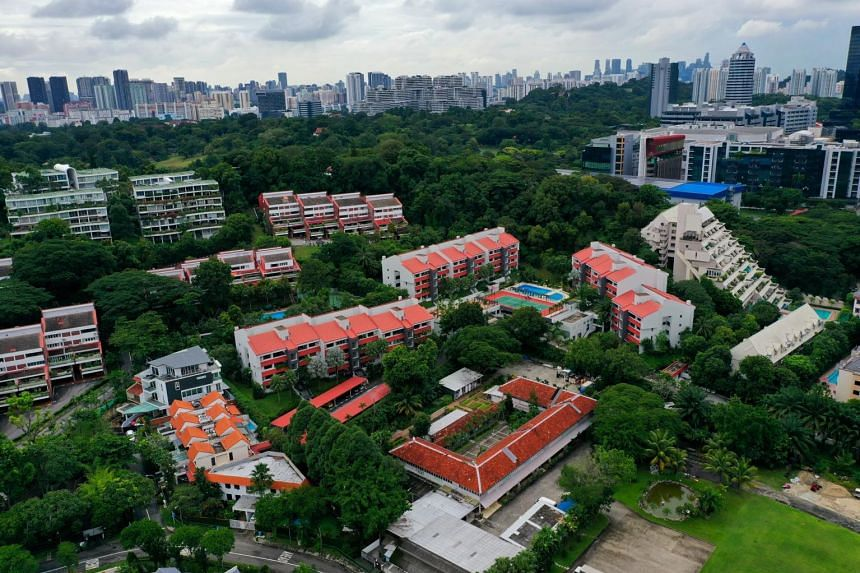 Flynn Park comprises 72 apartments and sits on 208,443 square feet of freehold land.