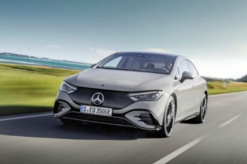 In terms of external dimensions, the Mercedes-Benz EQE is comparable with the CLS.