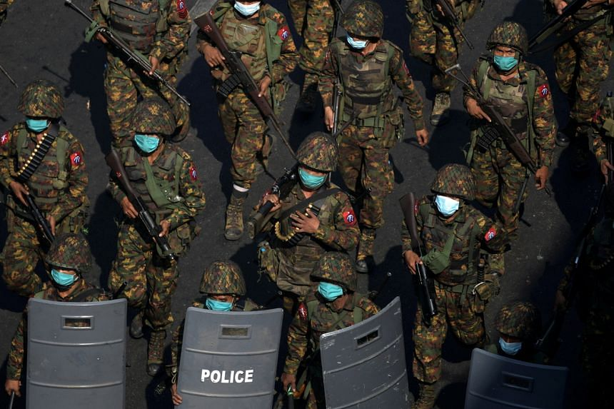 A military crackdown on dissent that has killed more than 1,000 people.
