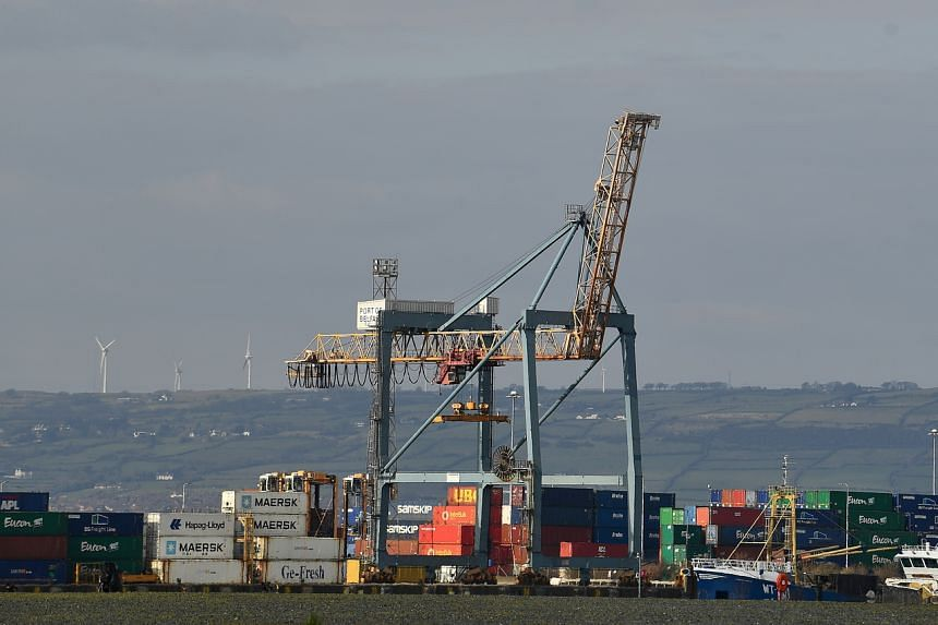 The protocol mandates checks on goods crossing the Irish Sea into Northern Ireland from mainland Great Britain.