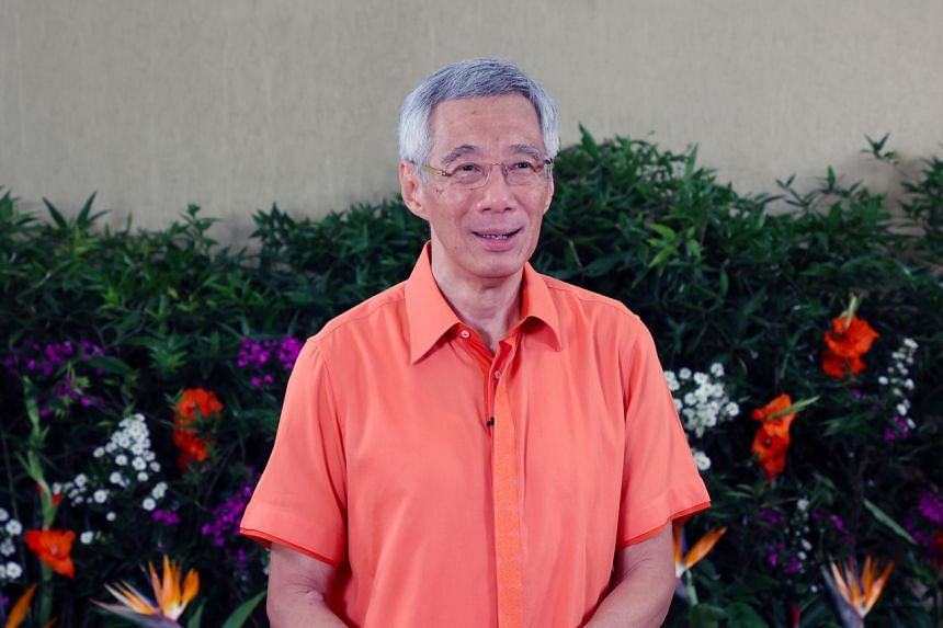 PM Lee said that the dangers to Singapore had appeared far sooner and nearer than imagined.