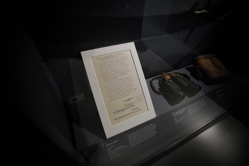 The HMS Sussex surrender agreement, signed on Sept 4, 1945, marked the end of the Japanese Occupation in Singapore and Malaya.