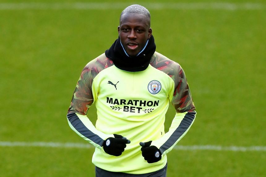 Manchester City's Benjamin Mendy has been suspended by the Premier League club.