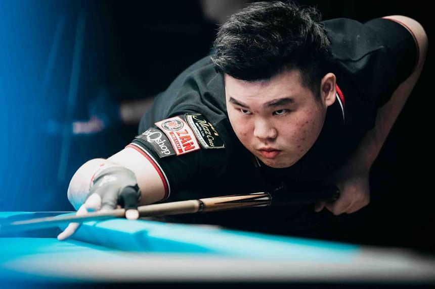 Yapp's efforts marked the best performance by any Singaporean at a world meet of either the 9 or 10-ball iteration of pool.