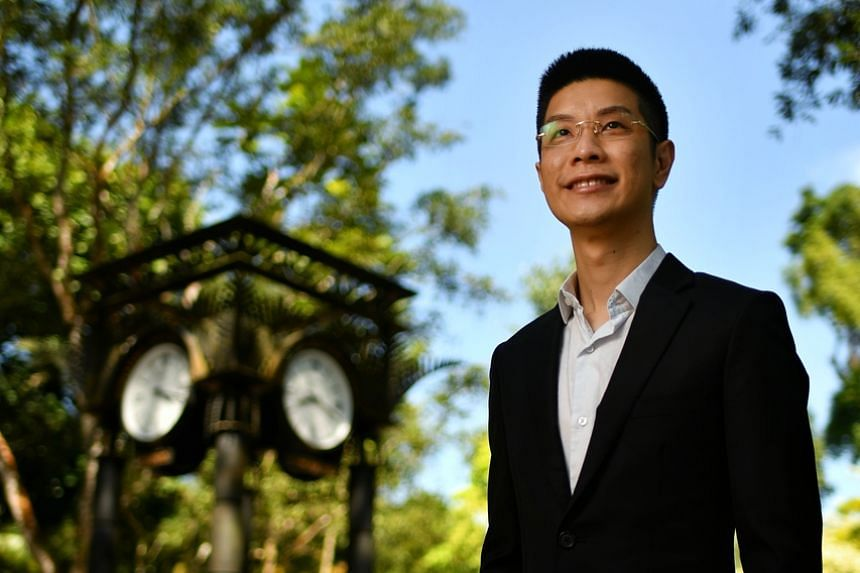 Dr Kelvin Chen co-founded Kent Ridge Health in 2017.
