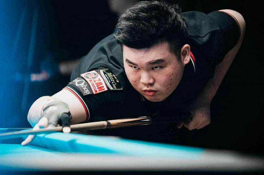 Aloysius Yapp's third-place finish is the best performance by any Singaporean at a world meet of either the 9- or 10-ball iteration of pool.