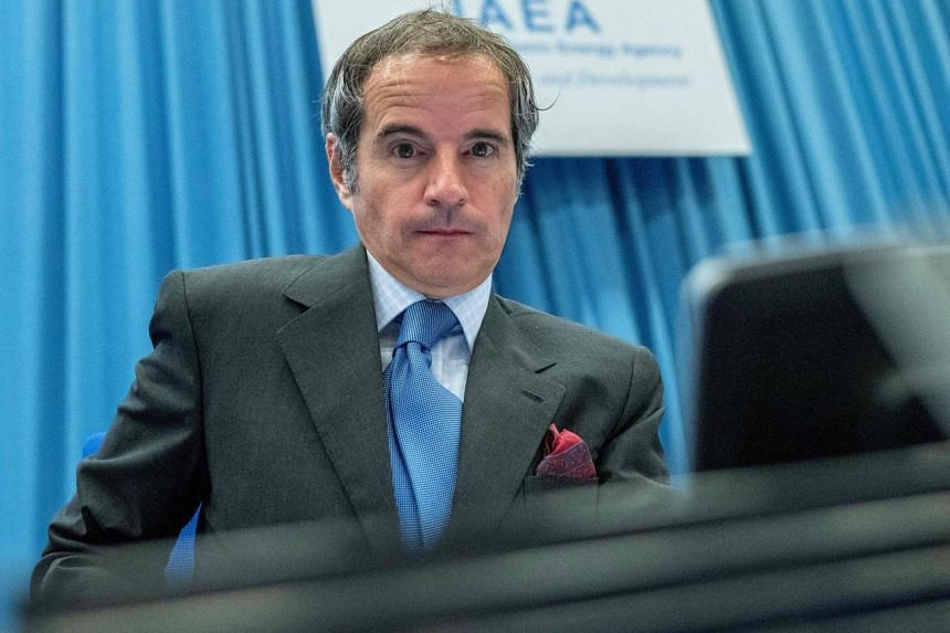 United Nations nuclear watchdog chief Rafael Grossi will fly to Teheran for talks that may ease a standoff between Iran and the West.
