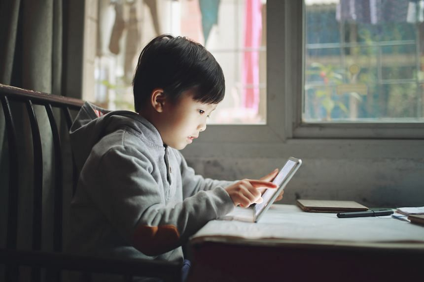 NUH has seen more referrals for conditions associated with excessive screen time since the pandemic.