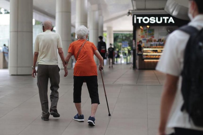 In Singapore, one in 10 people above the age of 60 suffers from dementia.