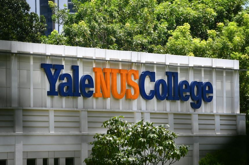 Mr Chan Chun Sing said Yale-NUS' current policies on academic freedom were created by taking reference from NUS' practices.