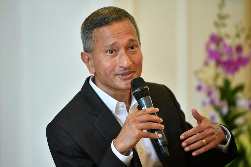The two countries have cooperated well across a variety of areas, Dr Vivian Balakrishnan said.
