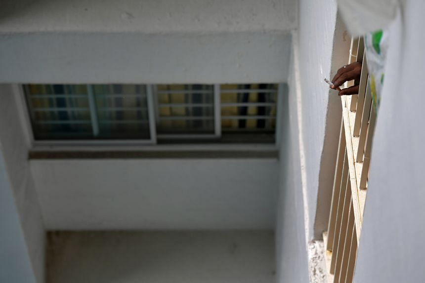 Mr Louis Ng said existing public nuisance laws can and should be used to deter smokers from lighting up near windows and at balconies.