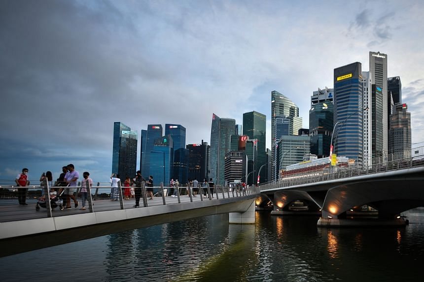 Singapore will gradually open its borders and avoid stringent containment measures, which should boost economic activities.