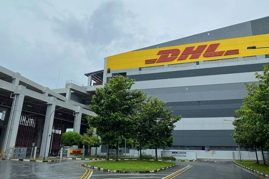 Of the 28 cases linked to the cluster at DHL Supply Chain Advanced Regional Centre, 25 are staff and three are household contacts of cases.