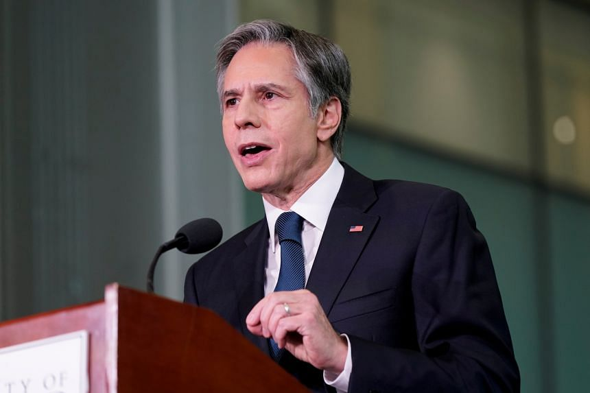 Blinken said Pakistan's policies have been on many occasions detrimental to America's interests.
