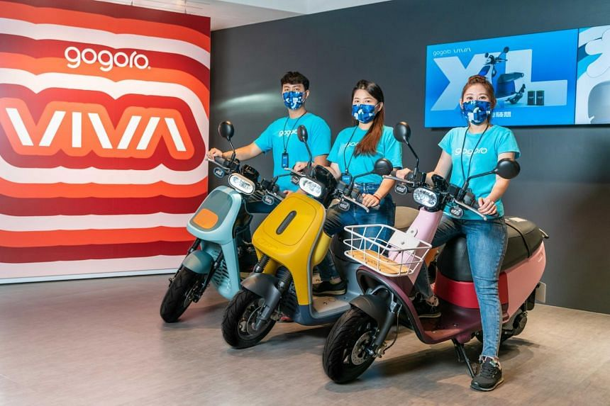 Gogoro has touted its ability to reduce energy consumption with its products that power electric scooters and other two-wheeled vehicles.