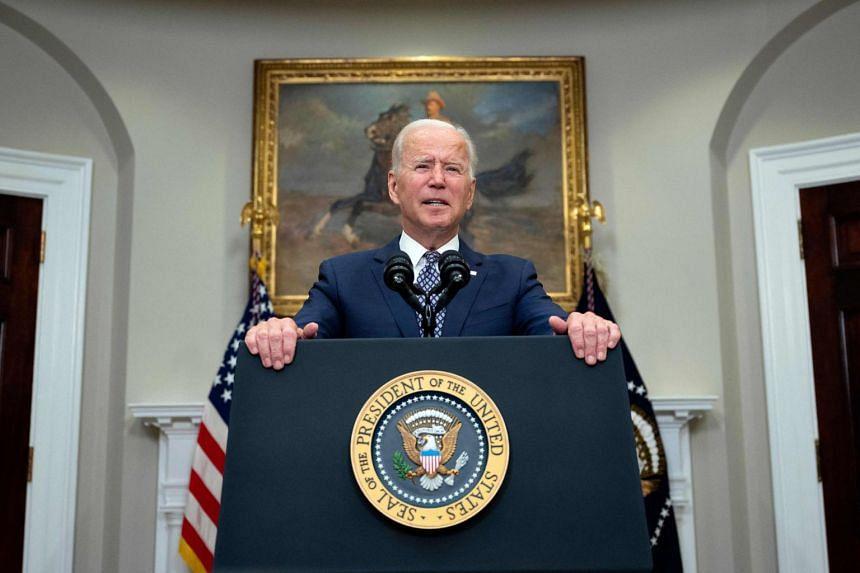 "US President Joe Biden has sought to reverse former President Donald Trump's ""America First"" approach."