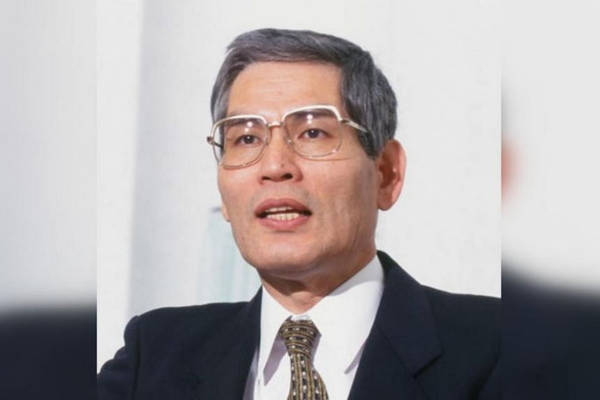 Mr Takemitsu Takizaki is worth US$38.2 billion, according to the Bloomberg Billionaires Index.
