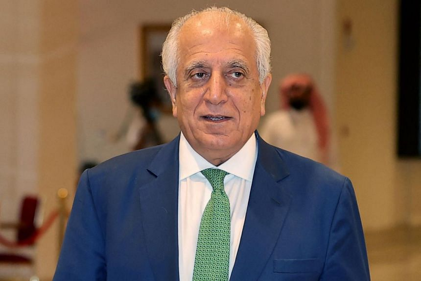 The call for US Special Representative Zalmay Khalilzad's dismissal comes amid questions over his negotiations with the Taliban.