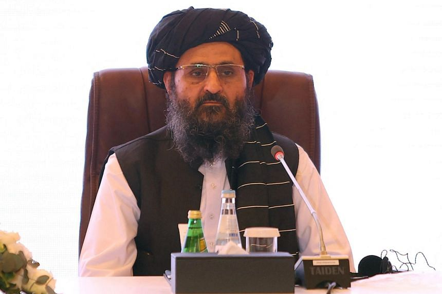 Mr Mullah Abdul Ghani Baradar, once seen as the likely head of a Taliban government, had not been seen in public for some time.
