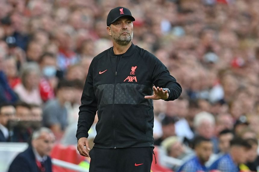 """Jurgen Klopp said the Group B fixture at Anfield was among the """"must-watch"""" games in the first stage of the competition."""