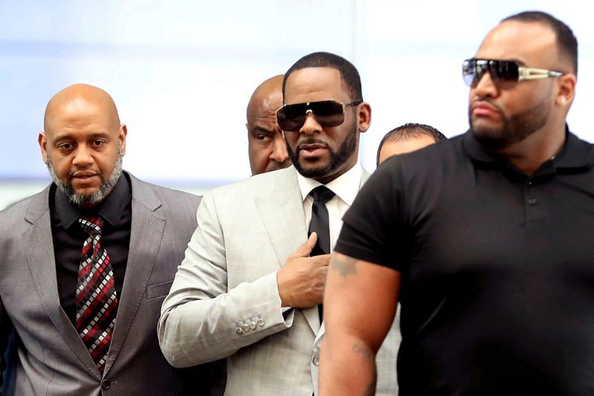 R. Kelly has denied the accusations and pleaded not guilty to the charges against him.