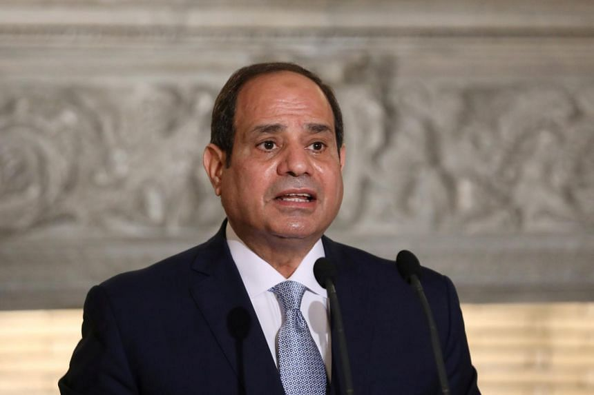 Abdel Fattah al-Sisi has overseen a crackdown on dissent that has tightened in recent years.