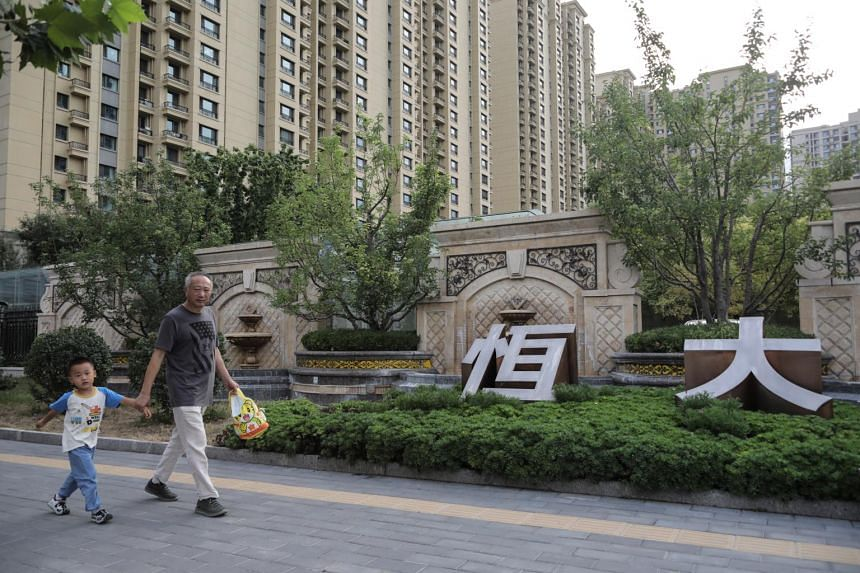 Evergrande is scrambling to raise funds to pay its many lenders and suppliers.