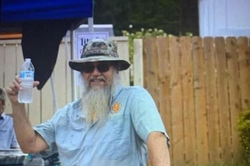 Timothy Satterlee Sr was last seen on Aug 30 checking the storm damage outside his home in Slidell, about 55 km northeast of New Orleans.