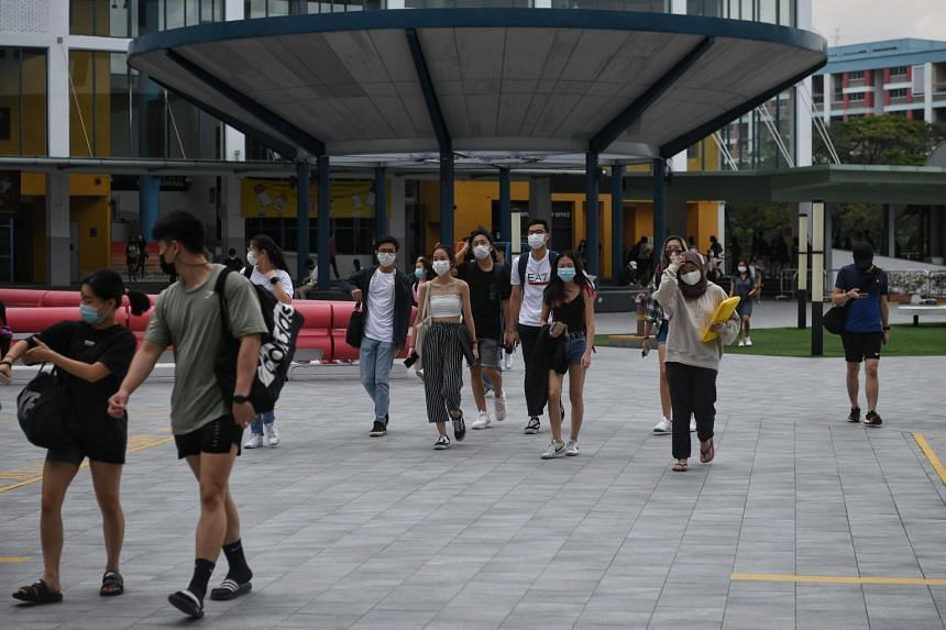 The Straits Times reported last week that personal debt among young adults here has been rising amid the Covid-19 pandemic.