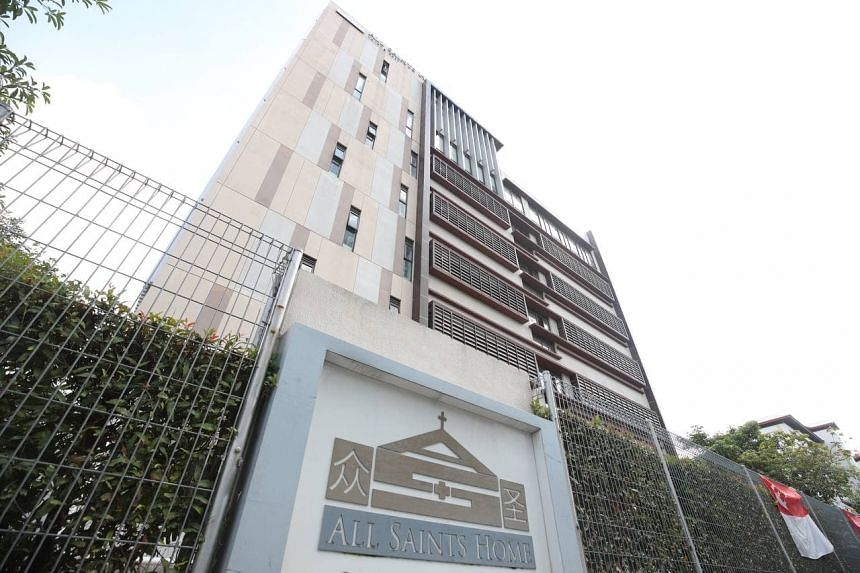 A new cluster with 10 cases has also surfaced at All Saints Home in Jurong East.