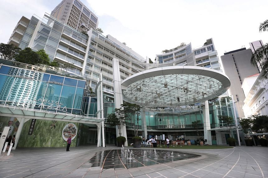 The highest transacted price for a resale condo unit last month was $21.4 million at Eden Residences Capitol.