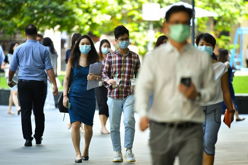 The number of local PMETs went up by 300,000 over the past decade, while the number of EP and S-Pass holders increased by 110,000.