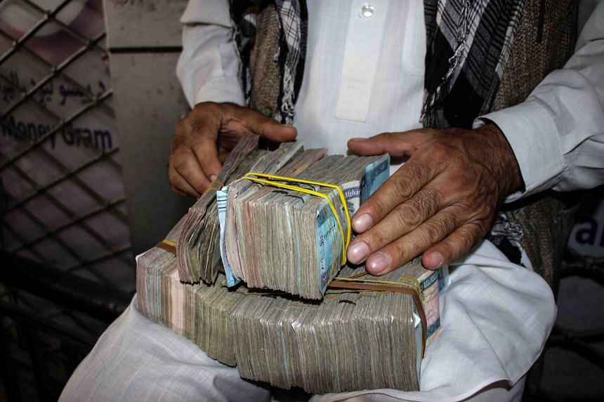 United Nations officials have said the Taliban made hundreds of millions of dollars from the drugs trade and other illicit sources.